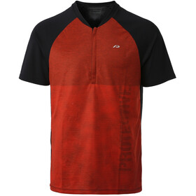 Protective P-Tag Jersey Men dark rust
